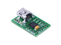 Pololu - miniUSB to Serial Adapter Module - 391