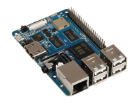 Banana Pi BPI-M2 Berry - Cartão Clone do Raspberry Pi - BPI-M2BERRY