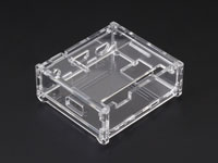 Transparent RASPBERRY PI model a+ case