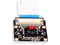 5 MPX HD camera for RASPBERRY PI - supports night vision