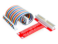 GPIO BUS for RASPBERRY PI model b+