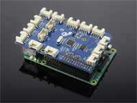 RASPBERRY PI shield - plug and play - (grove)