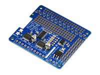ADAFRUIT DC + stepper hat for RASPBERRY PI