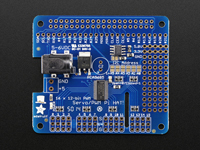 ADAFRUIT 16-channel pwm servo hat for RASPBERRY PI