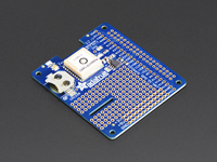 Adafruit 2324 - Ultimate GPS HAT pour Raspberry Pi A+/B+/Pi 2/Pi 3
