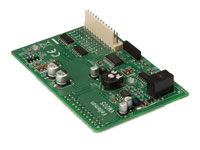 VELLEMAN VM205 - oscilloscope and logic analyser shield for RASPBERRY PI