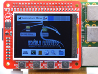"PI-TFT22A - 2.2"" TFT touchscreen display with mini touchpad"