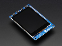 "PiTFT plus 2.8"" TFT + capacitive touchscreen display for RASPBERRY PI"