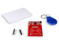Kit RFID: Módulo Leitor RFID RC522 com Cartão e Chaveiro - MIFARE - FUT3492