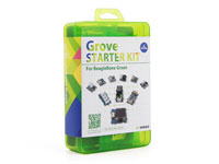Seeed Studio Grove Starter Kit - Conjunto de Cartões Plug and Play para Beaglebone Green - 110060131