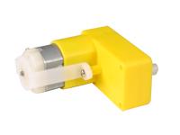 Micromoteur Réduction 3 .. 6 V - 48:1 - 90º