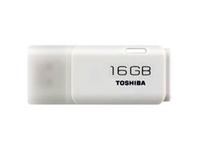 PENDRIVE 2.0 TOSHIBA HAYABUSA U202 16GB - THN-U202W0160E4