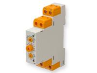 Selec 600XU-A-1-CU - Relé Temporizado Multifuncional 13 Modos - 20 .. 240 Vca 12 .. 240 Vcc - 0,1 s até 3h