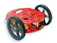 CHASSI 2WD MINI ROBOT FT-DC-002