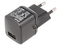 Compact wall-mount switch-mode power supply adapter 5 V - 2.4 A