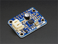 Adafruit Powerboost 500 Basic - Converter DC-DC - In: 1.8 .. 3.7 V - Out: 5 V - 500 mA - 5 V USB - 1903