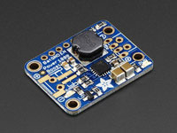 Adafruit Powerboost 1000 Basic - Converter DC-DC - In: 1.8 .. 3.7 V - Out: 5 V - 1000 mA - 5 V USB - 2030