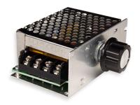 Régulateur pour Contrôleur de vitesse du Moteur ou Ampoules à Incandescence - 220 Vca 3000 W