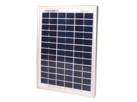 PAINEL SOLAR 12V - 5W - CABO 2 M