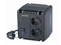 EnerGenie AVR-0501 - Regulador y Estabilizador Voltaje Red 220V Automatico - 500 VA