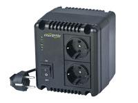 EnerGenie AVR-1001 - Regulador y Estabilidador Voltaje Red 220V Automatico - 1000 VA