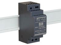 Mean Well HDR-30-24 - Fonte de Alimentação Comutada Trilho DIN 30 W - 24 V