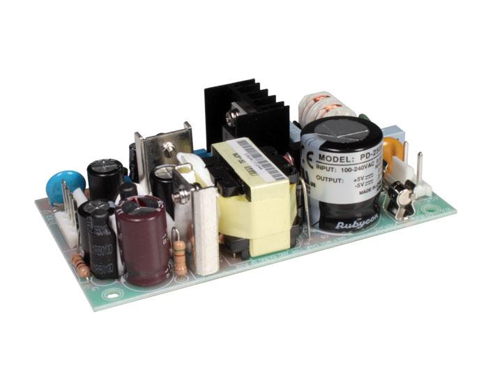 Mean Well PD-2505 - Fuente Alimentacion Conmutada Formato Abierto - 25W, 5V y -5V