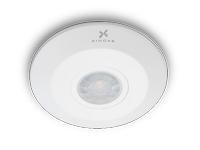 Xindar FUKASHY CSLIQ - Detetor de Presença PIR - Montagem Teto - Branco - Micro-Ondas