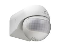 Xindar SEKKYUR NANO W - Detetor de Presença PIR - Montagem Parede - Interior-Exterior - Branco
