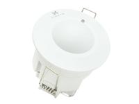 Xindar FUKASHY IN - Detetor de Presença PIR - Montagem Embutido Teto - Ø60mm - Micro-Ondas - FUKASHY IN