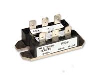 THP102 - Controlled Bridge Rectifier 2 SCR - 600 V - 25 A