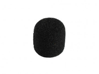 Monacor WS-20 - Espuma Microfono Proteccion Antiviento - Ø20 mm x 22 mm