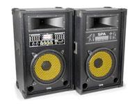 """SPA1000Y - Pareja Bafles Aactivos 2 Vias 10"""" 100WRMS - SD/USB/MP3 - Altavoz Activo"""