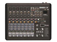 HQ MX8 - Mixing Table - 8 Channels - HQMX10002