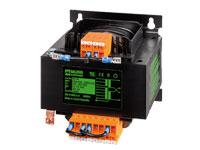 Transformador Multientrada e/ou Isolamento 1000 VA 208..550 V / 2 x 115 V - Segurança UL - 86151