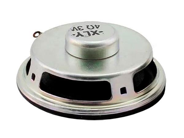 Mini Speaker - 3 W - 4 Ohms - Ø 40 mm