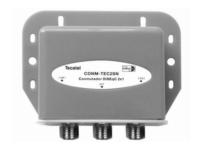 DISEQC switch for 2 LNB