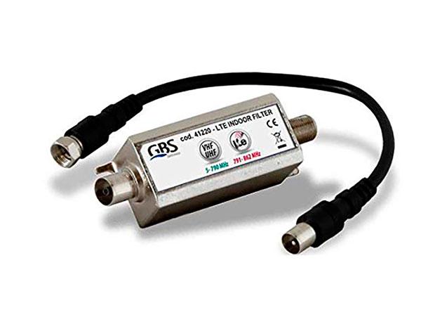 LTE 4G - Filtre D'Antenne TV 4G pour Intérieur - ACTV068