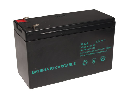 7-12 - Batterie Plomb 12 V - 7 Ah