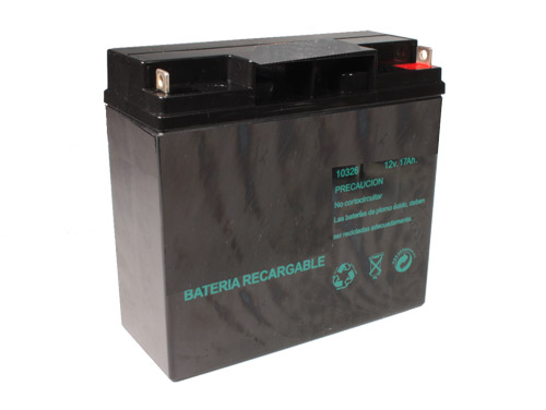 12 V - 18 AH lead-acid battery