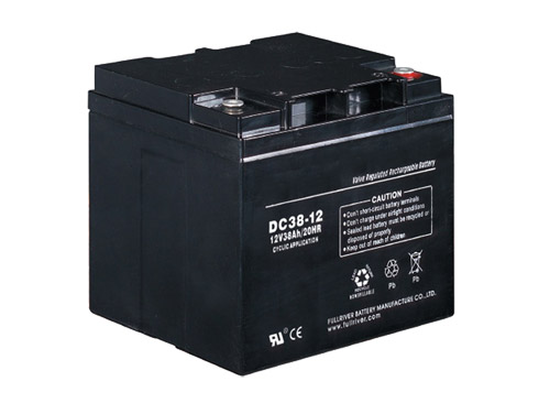 12 V - 40 Ah Lead-Acid Battery