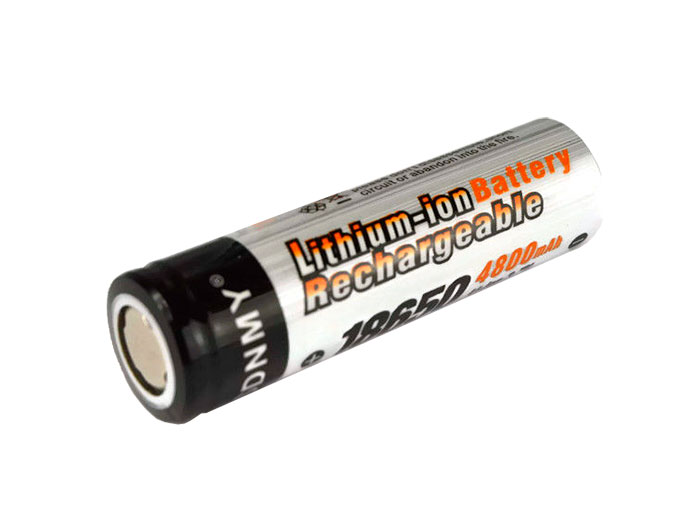 3.7 V - 4200 mA lithium ion battery