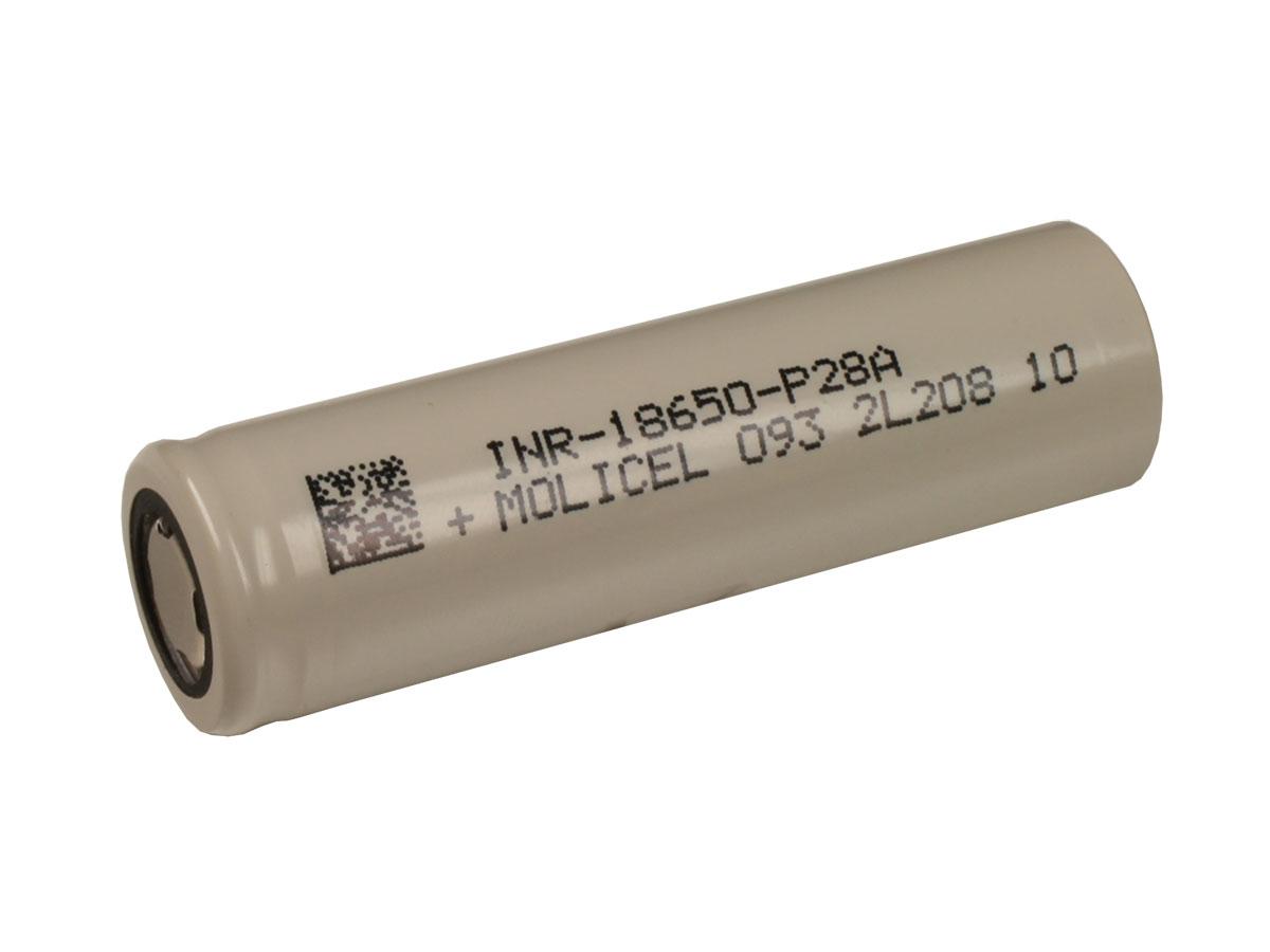 Samsung INR-18650-P28A - Bateria Ion de Litio 18650 / 3,7V / 2,8A Descarga Max. 35A