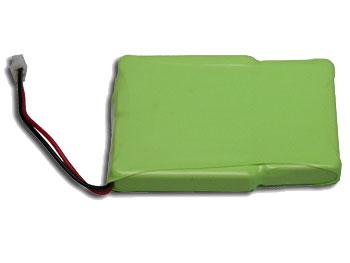 3.6 V - 400 mAH NiMH battery