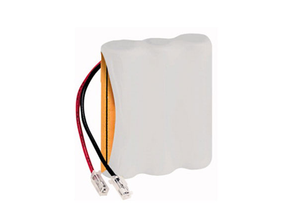 3.6 V - 1000 mAh NiCd AA Battery x 3