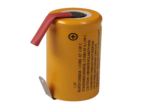 1.2 V 1200 mAh NiCd Battery - 4/5 SUB-C
