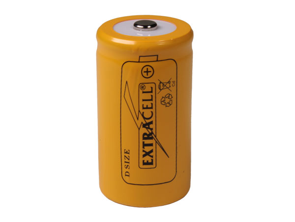 Bateria NiMH 1,2 V - 4000 mAH tipo D