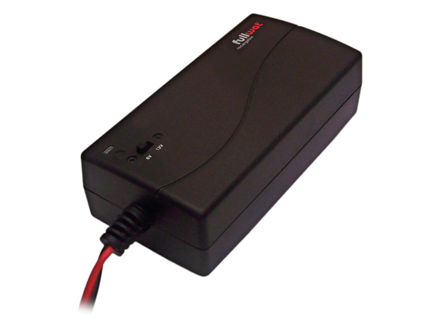 6 V, 12 V - 1500 mA Lead Acid Battery Charger