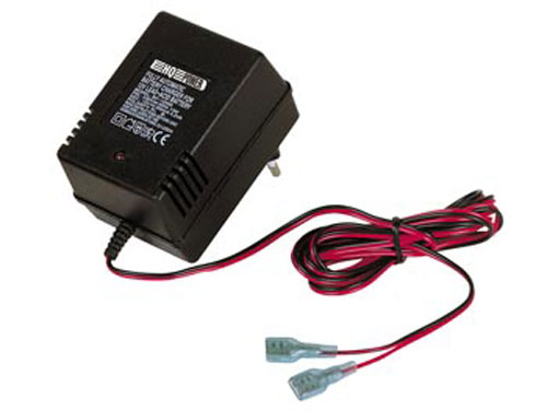 12 V -350 mA lead acid battery charger