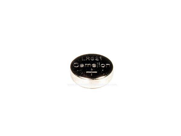 Pile bouton alcaline 1,5 V - CAMELION - LR621 - AG1 - D364